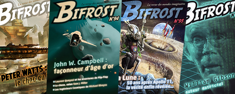 Des Bifrost Prix Le Bélial' De Lecteurs FdASqA